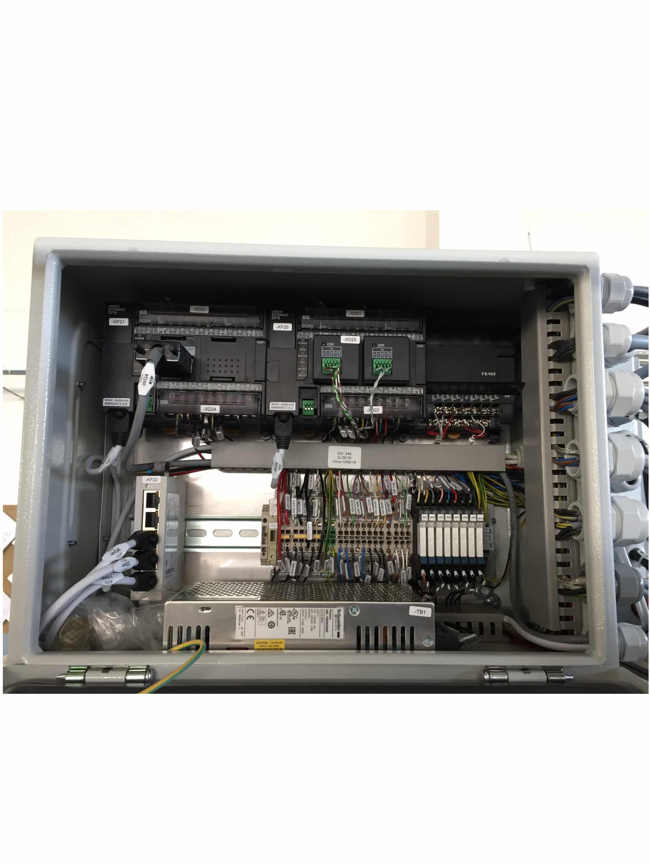 AJC - Armoire électrique Steri 21