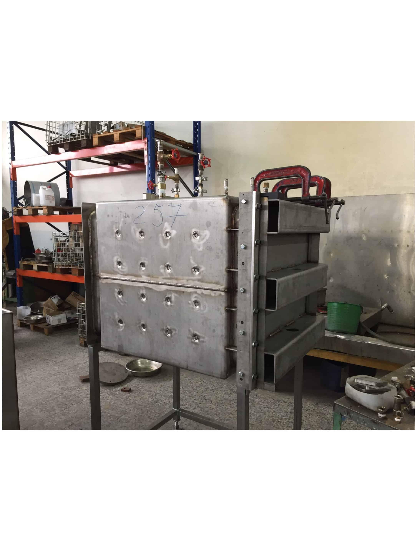 Usine AJC - Fabrication Autoclave