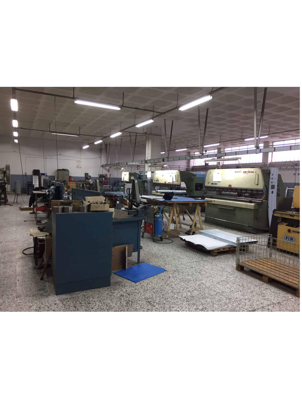 Usine AJC - Atelier Pliage Habillages