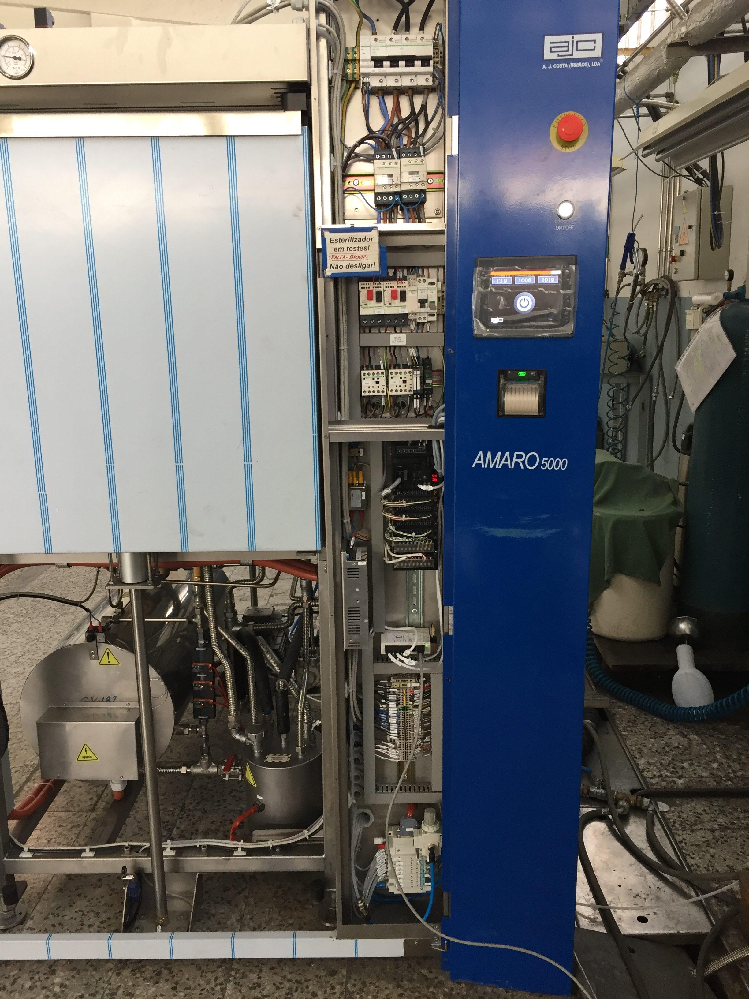 AJC - Validation Amaro 5000