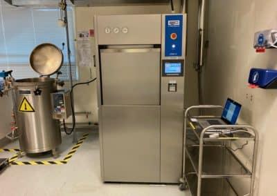 Dépt. 91 - Laboratoire - Steri 21 - 5050100-L-1D