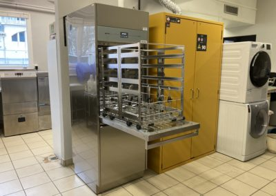 Dépt. 69 - Laboratoire - SMEG GW 6010
