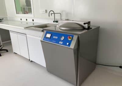 Dépt. 62 - Laboratoire - Uniclave 99 - 120 Litres